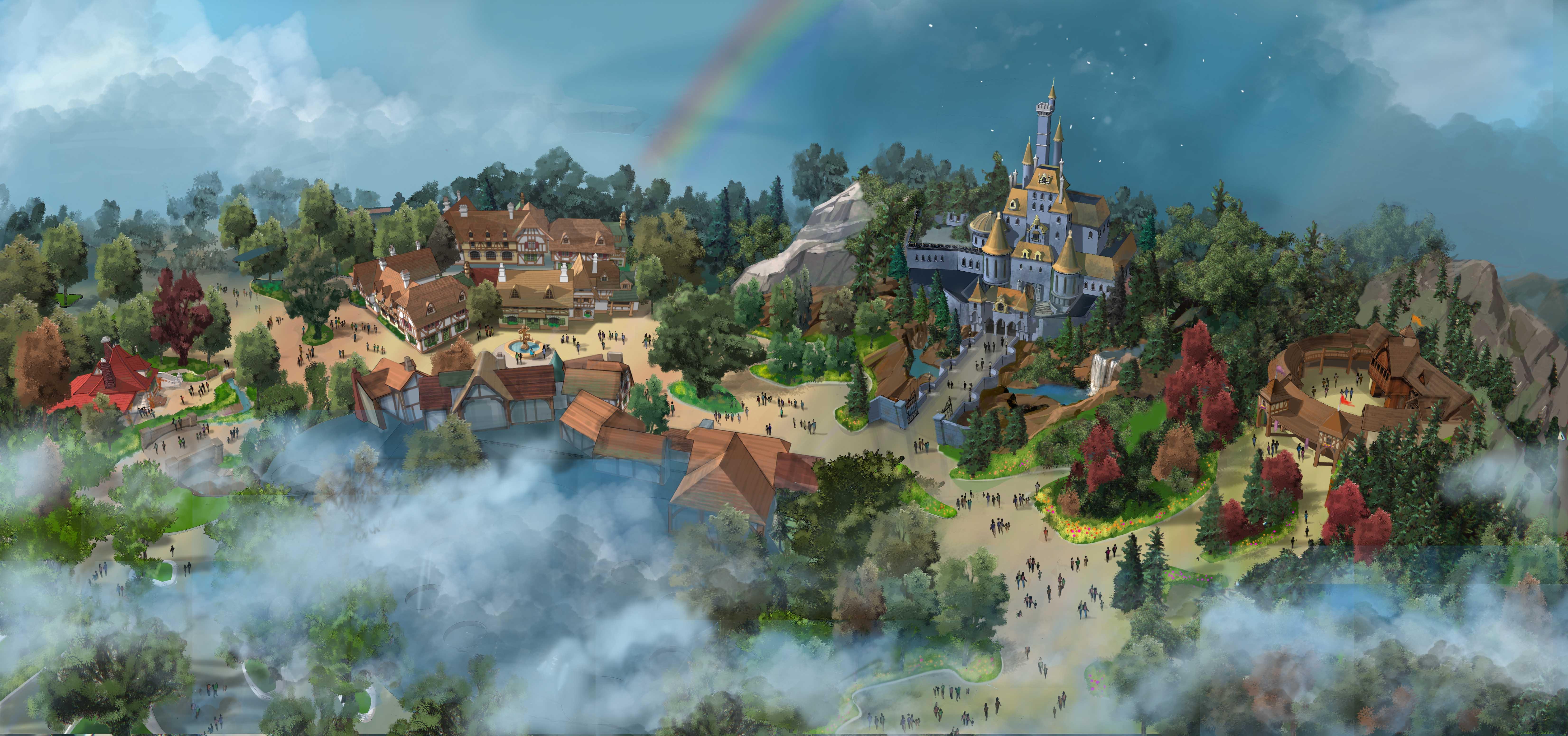 Tokyo Disneyland and Tokyo DisneySea Development Plans Announced