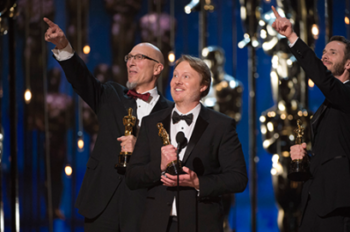 Disney Sweeps Oscars® Animation Categories