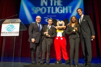 Disney and Boys & Girls Clubs Los Angeles County Alliance Celebrate 2015 Youth of the Year Finalists