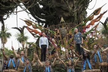 Pandora – The World of Avatar Dedicated at Disney's Animal Kingdom