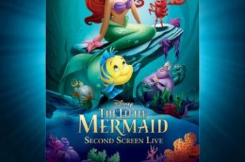 Second Screen Live: 'The Little Mermaid' Coming to Theaters September 20