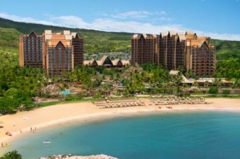 Ho'omaik'ai! Aulani, A Disney Resort & Spa Celebrates its Third Anniversary