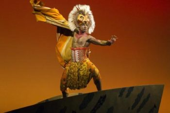 Disney's 'The Lion King' Becomes Fifth Longest-running Broadway Show in History