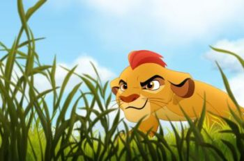 Production Begins on 'The Lion Guard'