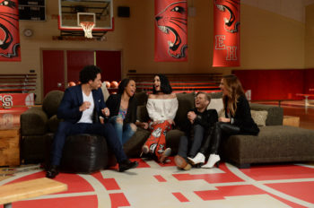 """High School Musical"" Stars Reunite to Celebrate 10-Year Anniversary in Special Telecast on Disney Channel"