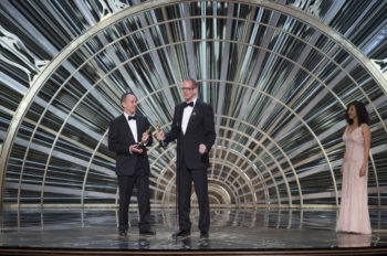 """""""Inside Out"""" Wins Best Animated Feature Oscar®"""
