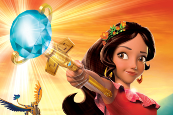 Disney Channel Introduces a New Princess—and a New Leader