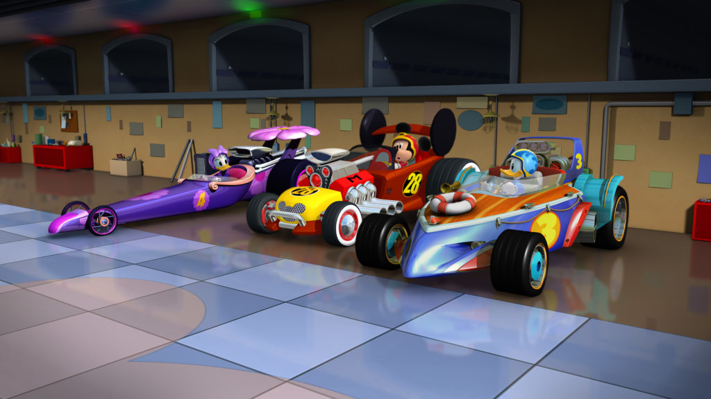 Mickey And The Roadster Racers Debut Is No 1 Cable Telecast Since 2015 In Key Demographics The Walt Disney Company