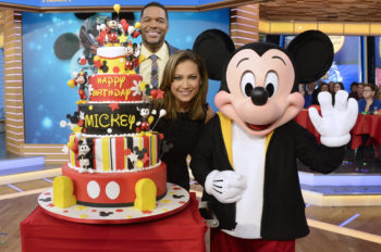 """ABC News' """"Good Morning America"""" Premieres New Mickey Mouse Video in Celebration of His Birthday"""