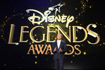 Disney Legends Awards Ceremony Marks Spectacular Start to D23 Expo 2017