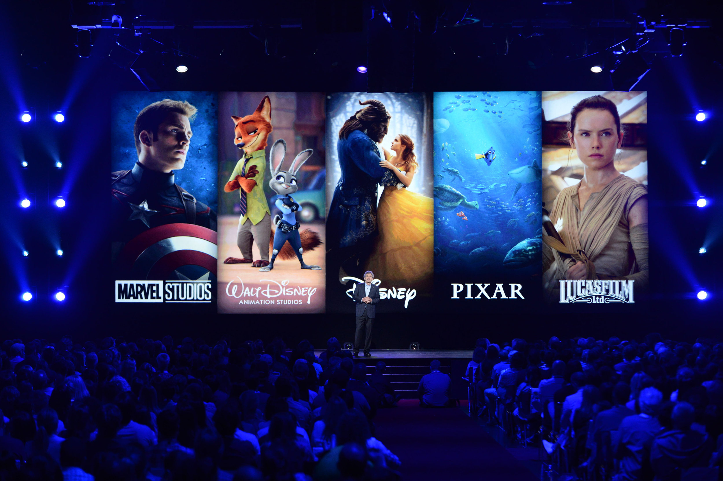 Disney Showcases Live Action Slate At D23 Expo 2017 The
