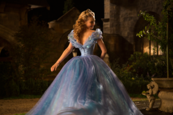"Add Your Voice to ""A Million Words of Kindness"" as Disney's 2015 Hit ""Cinderella"" Debuts on Blu-ray, DVD and Digital HD"