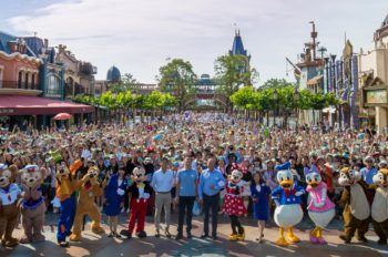 Shanghai Disney Resort Hosts a Spectacular First Anniversary Celebration