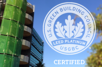 Disney Recognized with LEED Awards by the U.S. Green Building Council