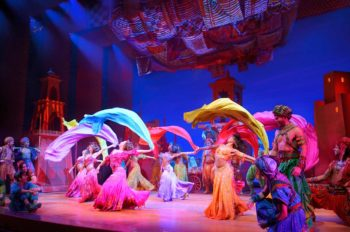 Disney News This Week: 'Aladdin' to Open in London's West End, a Premiere Date and Trailer for 'The Lion Guard: Return of the Roar' and 'Descendants 2' is Announced