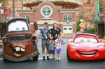 Disney and Make-A-Wish Celebrate 100,000 Wishes Together