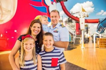 Walt Disney Parks and Resorts Salutes Our Veterans