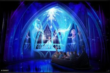 First Look at the new 'Frozen' Attraction coming to Epcot