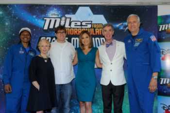 'Miles from Tomorrowland: Space Missions'