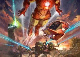 Iron Man Coming to Hong Kong Disneyland