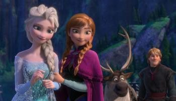 Big Frozen and Star Wars News at Disney's Annual Meeting of Shareholders
