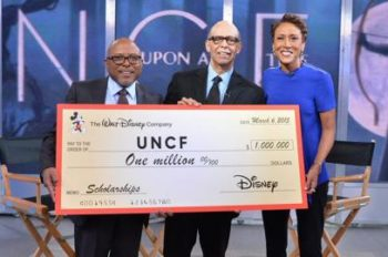 Disney News This Week: Disney Donates $1 Million to UNCF, New Tinker Bell Release Recognized with the Common Sense Seal, and Walt Disney Animation Studios Reveals Zootopia Image