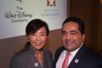 Disney Donates $1 Million to Hispanic Scholarship Fund to Support Young Leaders