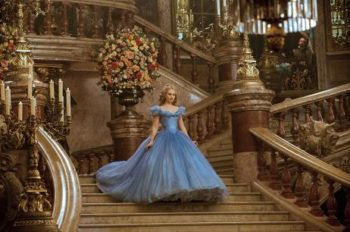 Disney Celebrates Cinderella, Announces Beauty and the Beast