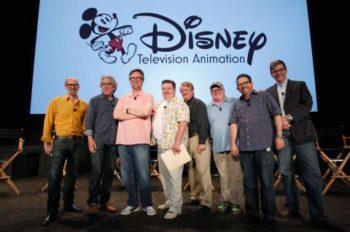 Disney Television Animation Celebrates 30 Years of Creativity
