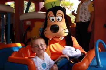 Disney Employee Brightens Children's Lives Through Make-A-Wish