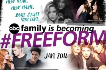 ABC Family Becomes Freeform in January 2016