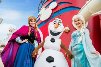 Disney News This Week: Land of 'Frozen' Coming to Disney Cruise Line This Summer, Villains and Outlaws Join 'Disney Infinity: Marvel Super Heroes (2.0 Edition),' Disney Interactive Launches New 'Disney Inquizitive' App