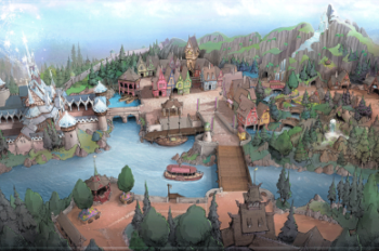 Oriental Land Company Reveals Themes for Tokyo Disney Resort Expansion