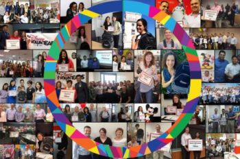 Thirty Disney Employees from Around the World Selected for Disney VoluntEARS Global Service Project in Support of Special Olympics World Games