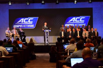 ESPN, Atlantic Coast Conference to Launch ACC Network