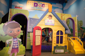 """""""Doc McStuffins"""" Franchise Comes to Life in Communities Across the U.S."""