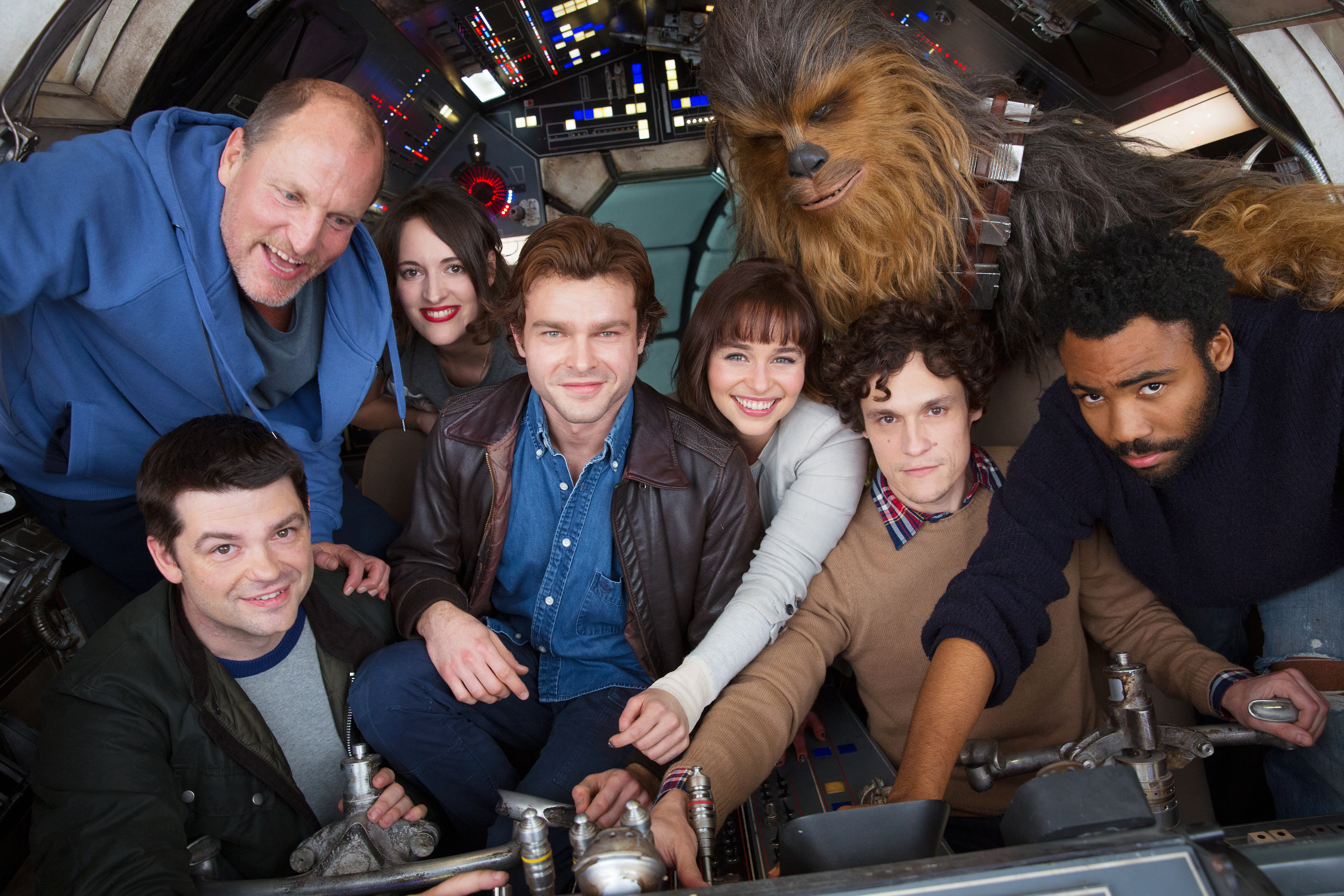 New Han Solo 'Star Wars' Story Begins Production