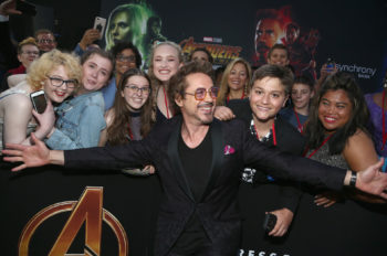 Marvel Studios: Hero Acts Commits More than $1 Million to Help Children Impacted by Serious Illness