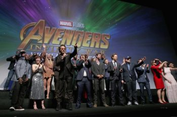 Marvel Studios Caps First 10 Years With 'Avengers: Infinity War''s Race to $1 Billion