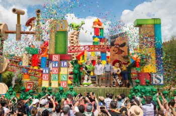 Toy Story Land Dedicated at Disney's Hollywood Studios