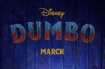 Teaser Trailer for Tim Burton's Live-Action Dumbo Debuts
