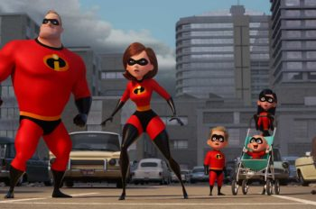 'Incredibles 2' Sets Biggest Domestic Animated Debut Ever With $182.7 Million