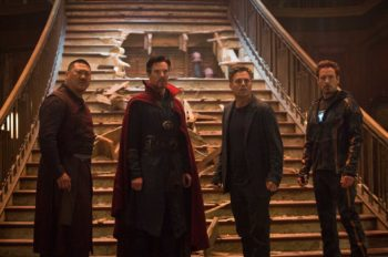'Avengers: Infinity War' Crosses $2 Billion Worldwide