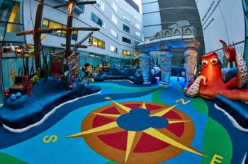 Disney-Designed Children's Play Area Opens at London's Great Ormond Street Hospital