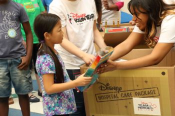 Disney Hospital Care Packages Bring Disney Magic to 445 Children's Hospitals Across the U.S.