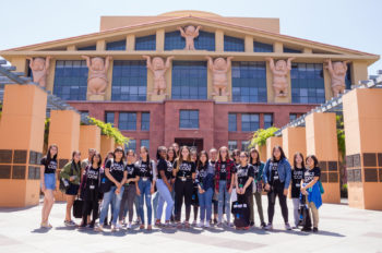 Girls Who Code Experience the Magic at Disney's Third Summer Immersion Program