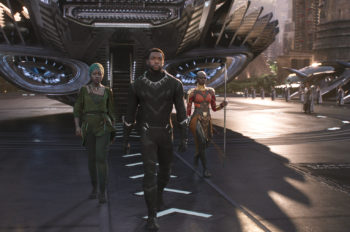 'Black Panther' Becomes Third Film Ever to Reach $700 Million Domestic Milestone