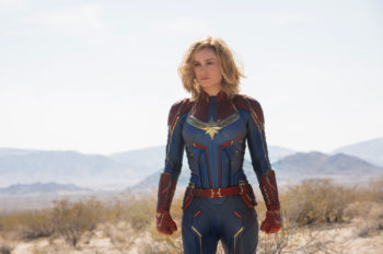 First Trailer for 'Captain Marvel' Debuts Today