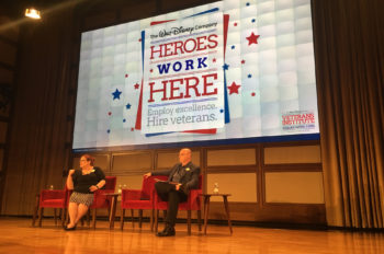 Sixth Disney Veterans Institute Creates New Opportunities for Heroes