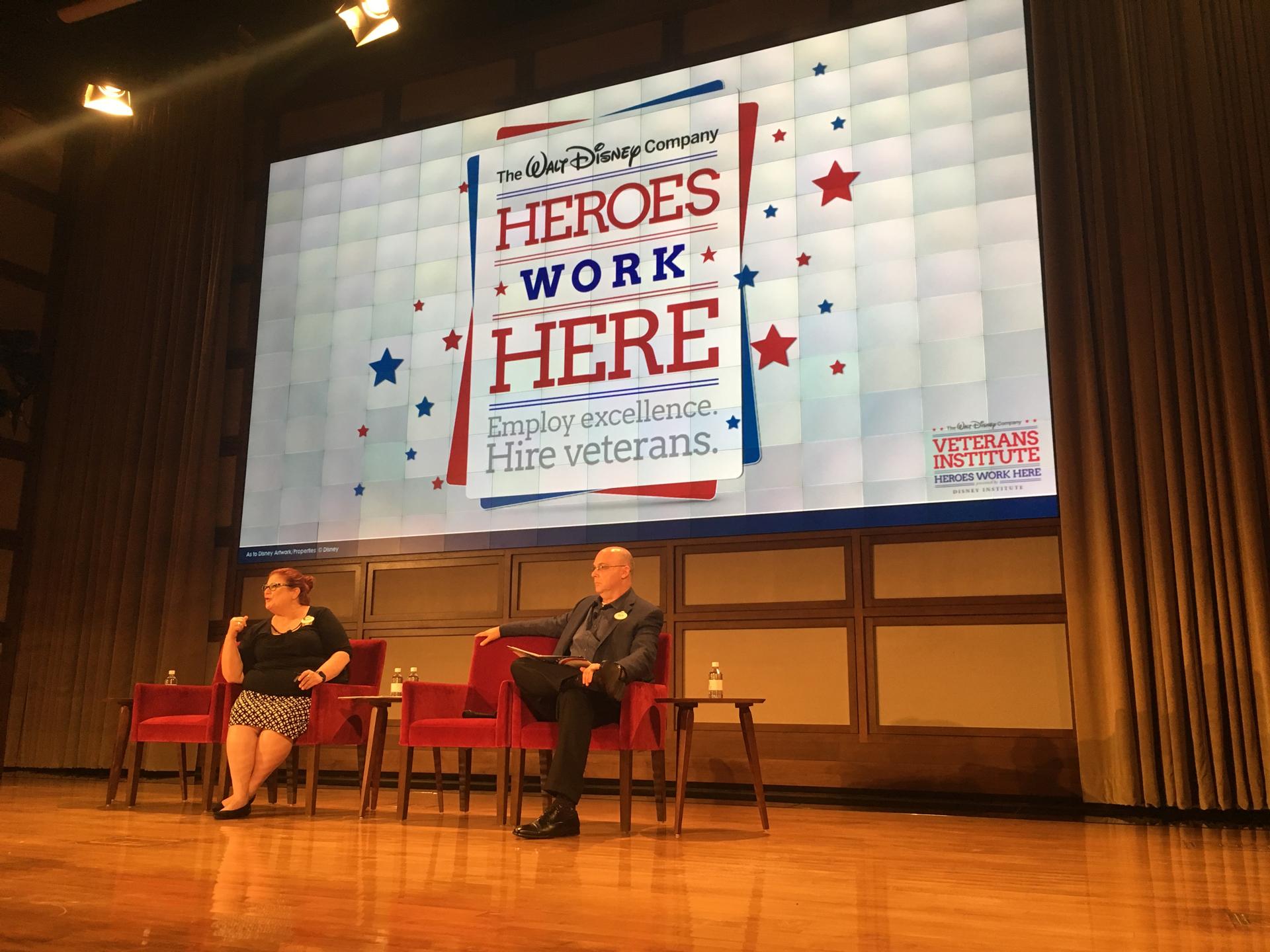 Sixth Disney Veterans Institute Creates New Opportunities